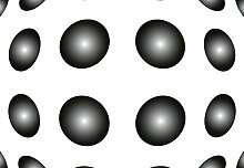 Wizard + Genius 5006-4P-1 Fototapete Dots,