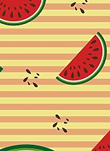Wizard + Genius 5016-2V-1 Fototapete Melons, Orange