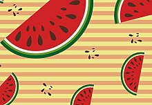 Wizard + Genius 5016-4V-1 Fototapete Melons, Orange