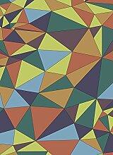 Wizard + Genius 5023-2V-1 Fototapete Art Polygons 1