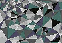 Wizard + Genius 5024-4V-1 Fototapete Art Polygons 2
