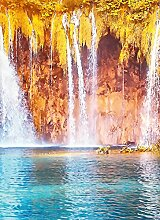 Wizard + Genius 5030-2P-1 Fototapete Waterfall und