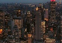 Wizard + Genius 5059-4P-1 Fototapete New York City