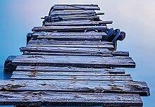 Wizard + Genius 5126-4V-1 Fototapete Old Pier