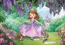 Wizard + Genius Fototapete Disney Sofia die Erste,