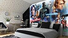 Wizard + Genius WG-1592P4-LC Fototapete Star Wars