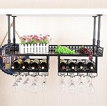 WJJ Bar Wein Tray Suspension Wein Tray Creative