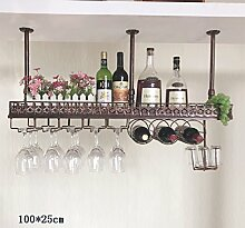 WJJ Weinregale Europäische Stil Bar Wein Tasse