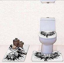 WJJS Toilettensitzbezüge Wohnkultur Badezimmer
