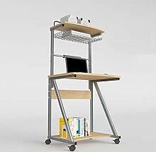 WJQSD Abnehmbarer Nachttisch, einfacher