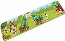 WJSW Kinder-Bett Vorne Rutschfester Teppich