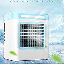 WJX Portable Persönliche Miniatur Luftkühler,