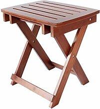 WJY Klappbar Duschhocker Hocker Stühle