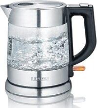 WK 3468 Glas-Wasserkocher 2200W 1,0l