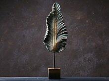 WKAIJCO Dekoration Kreative Mode Moderne Startseite Feder Dekoration Mediterrane ,A