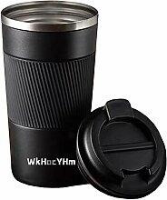 WkHocYHm Kaffeebecher, isolierter Kaffeebecher,