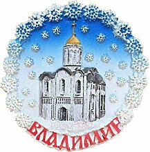Wladimir Assumption Kathedrale Russland 3D