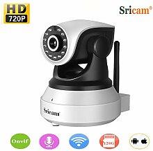 Wlan IP Kamera SRICAM 720P WiFi IP Kamera