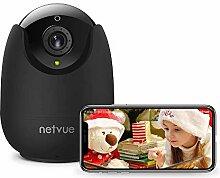 WLAN Kamera, NETVUE Überwachungskamera Innen WLAN