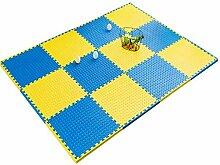 WLD Bodenmatte Kinder 'S Schaum Bodenfliesen