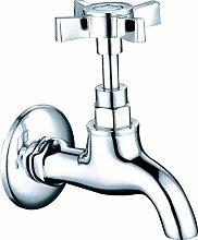 WLHLFL Wasserhahn 80502 Wandmontierter