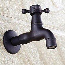WLHLFL Wasserhahn Einhand Waschmaschine Wasserhahn