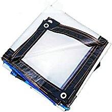 WLLYP 0,1mm Kunststoff transparenter PE-Film