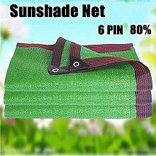 WLLYP Grün 6 Pin Schattiernetz Sukkulente Pflanze
