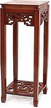 WLM Ständer Weinrot chinesischer Bambus Halterung