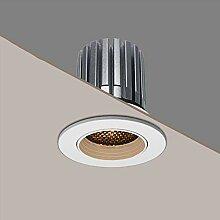 Wlnnes Dimmbare LED-Einbaustrahler, justierbare