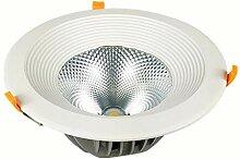 Wlnnes LED Einbauleuchte 50W 70W Dimmbare