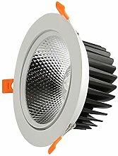Wlnnes LED Einbauleuchten, Wohnzimmer