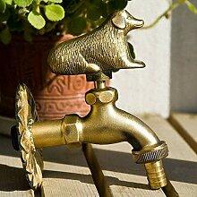 WLP-WF Wasserhahn Tiergarten Antiker Stil