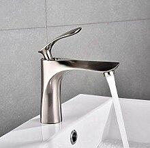 WLP-WF Wasserhahn Waschbecken Weiß Badezimmer Mit