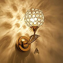 Wlxsx dekorative Wandlampe Des Modernen