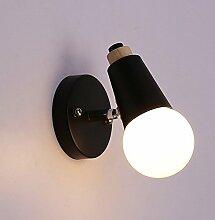 Wlxsx einfache Moderne Led-Industrielle Wandlampe