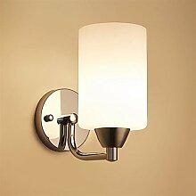 Wlxsx moderne Einfache Wandlampe Personifizierte