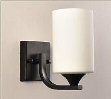Wlxsx Nachttischlampe Warmes Schlafzimmer