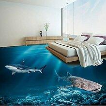 Wmbz Hd Unterwasserwelt 3D Boden Wandbilder