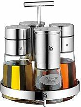 WMF De Luxe Menage-Set 5-teilig, für Salz,