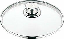 WMF Diadem Plus Topfdeckel 20 cm, Glasdeckel mit