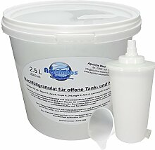 WMF Filter 100 als Refill-Set mit 2.5 Liter Nachfüllgranula