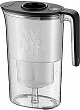 WMF Filterkaraffe 2,6 l schwarz Akva Hartes Wasser