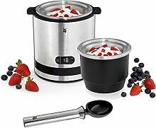 WMF Küchenminis 3in1 Eismaschine, Ice Maker für