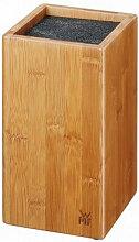 WMF MESSERBLOCK , Braun, Holz, Kunststoff, Bambus,