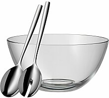 WMF Salatschüssel-Set 3-teilig TAVERNO Glasschale