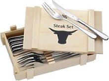 WMF Steakbesteck / Grillbesteck SET 12 teilig