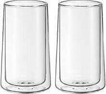 WMF TeaTime doppelwandige Latte Macchiato Gläser