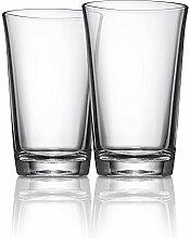 WMF Wasserglas-Set 2 Stück 0,25 l Basic Glas