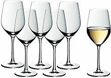 WMF Weinglas Weißweingläser 6er Set easy Plus